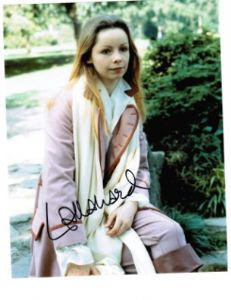 "Lalla Ward ""Romana"" (Doctor Who & Hammer Horror)"
